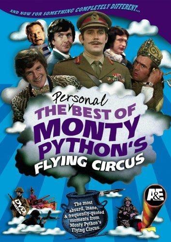 Монти Пайтон: Летающий цирк / Monty Python's Flying Circus (сериал 1969 – 1974)