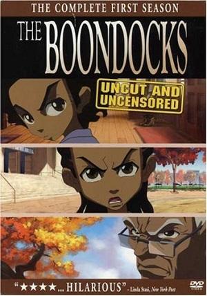 Гетто (комедийный сериал про негров 2005 – 2010) The Boondocks