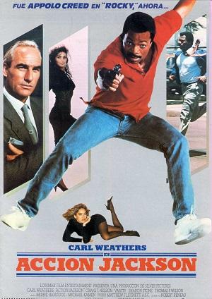 """Боевик Джексон / Джексон по кличке """"Мотор"""" / Action Jackson (1988)"""