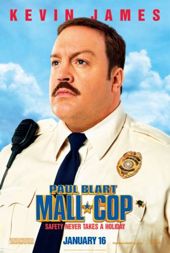 Шопо-коп / Герой супермаркета / Paul Blart: Mall Cop (2009)