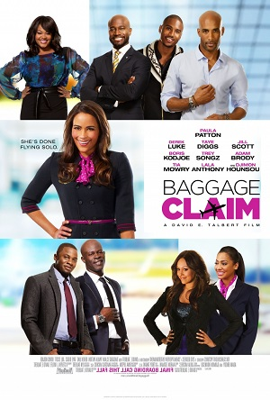Выдача багажа (негритянская комедия про поиск женихов 2013) Baggage Claim