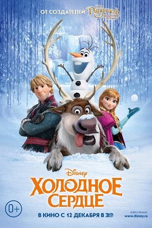 Холодное сердце (новогодний мультфильм 2013) Frozen