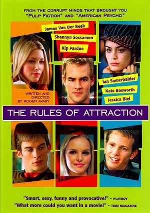 Правила секса (молодежная секс-комедия 2002 Джессика Бил, Иен Сомерхолдер) The Rules of Attraction