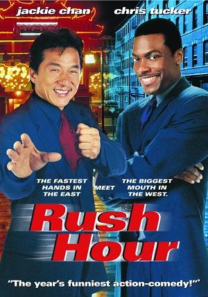 Час пик (Джеки Чан и Крис Такер в боевике-комедии про копов 1998) Rush Hour