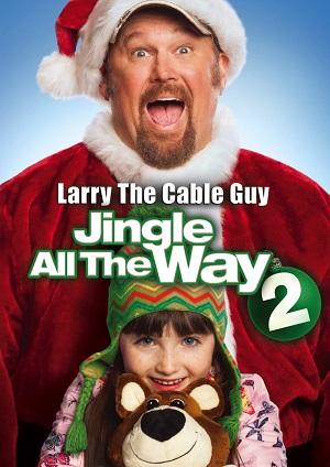 Подарок на Рождество 2 (семейная комедия про Рождество 2014) Jingle All the Way 2