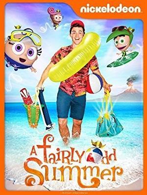 Очень странный рай (семейная комедия про волшебство 2014) A Fairly Odd Summer