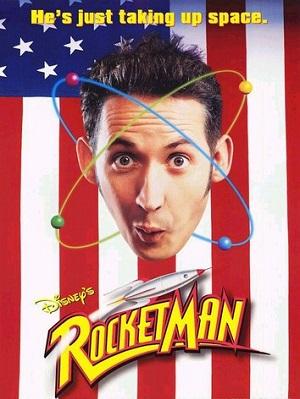 Человек-ракета (семейная комедия про незадачливого космонавта 1997) RocketMan