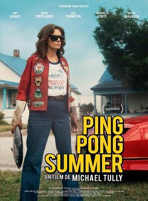 Моё лето пинг-понга (комедия с подростками 2014) Ping Pong Summer
