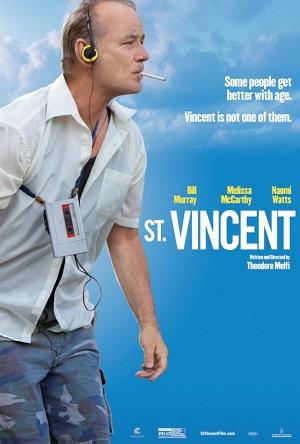 Святой Винсент (Билл Мюррей и Наоми Уоттс в комедии про наставника 2014) St. Vincent