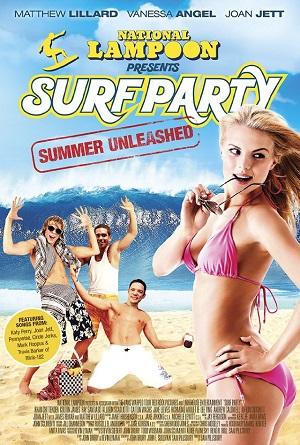 Пляжная вечеринка (Ванесса Энджел в подростковой комедии 2013) National Lampoon Presents: Surf Party