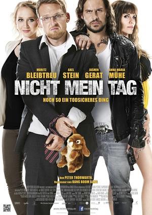Не мой день (немецкая комедия 2014) Nicht mein Tag