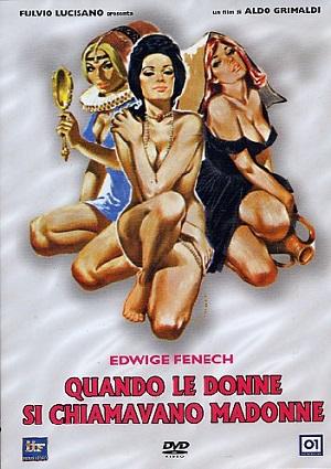 Когда женщину называли Мадонной  (итальянская секс-комедия про Средневековье 1972) Quando le donne si chiamavano «Madonne»