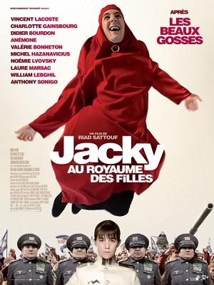 Джеки в царстве женщин (французская комедия 2014 Венсан Лакост,Шарлотта Генсбур) Jacky au royaume des filles