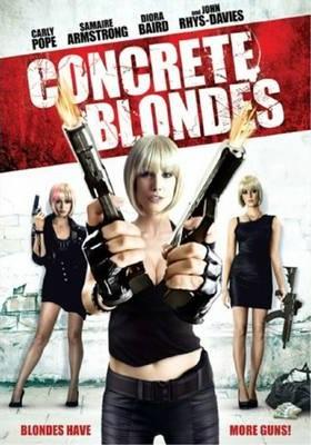Настоящие блондинки (криминальная комедия 2013) Concrete Blondes