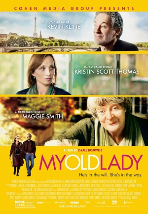 Моя старушка / My Old Lady (2014)