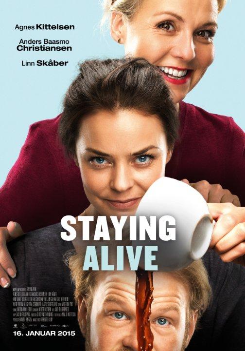 Жизнь продолжается (норвежская комедия 2015) Staying Alive