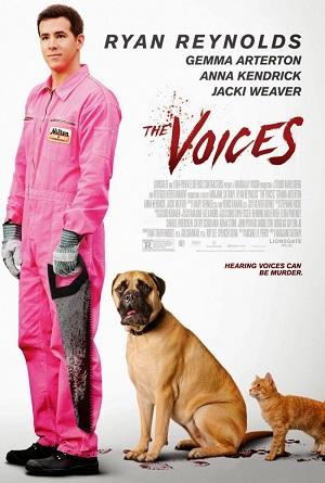 Голоса (Райан Рейнольдс в криминальной комедии черного юмора 2014) The Voices