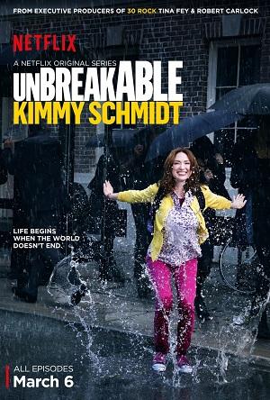 Несгибаемая Кимми Шмидт (комедийный сериал 2015) Unbreakable Kimmy Schmidt