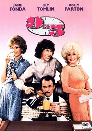 С девяти до пяти (Джейн Фонда в американской комедии 1980) Почему мы вечно не переносим начальника? / Nine to Five