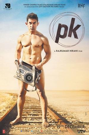 ПиКей (2014 индийская комедия про инопланетянина, ищущего Бога) PK
