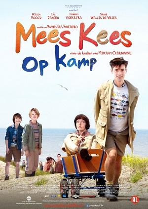 Классный Кеес в летнем лагере (семейная комедия 2013) Классный Кеес 2 / Mees Kees op kamp