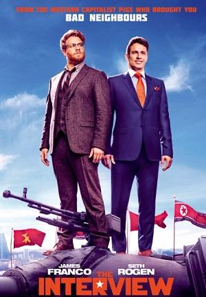 Интервью (Джеймс Франко и Сет Роген в комедийном боевике про покушение на Ким Чен Ына 2014) The Interview