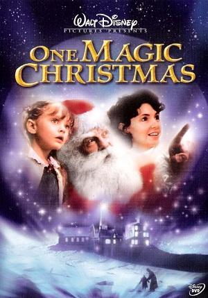 Волшебное Рождество (семейная комедия Дисней 1985)  One Magic Christmas