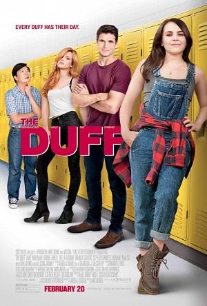 Простушка (американская школьная комедия 2015) The DUFF