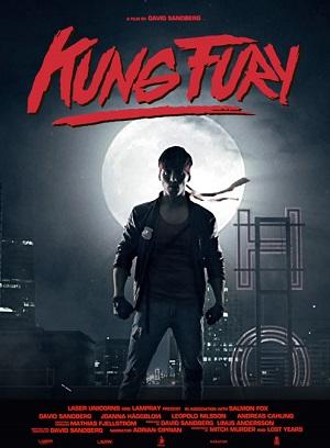 Кунг Фьюри (шведская пародия 2015) Kung Fury