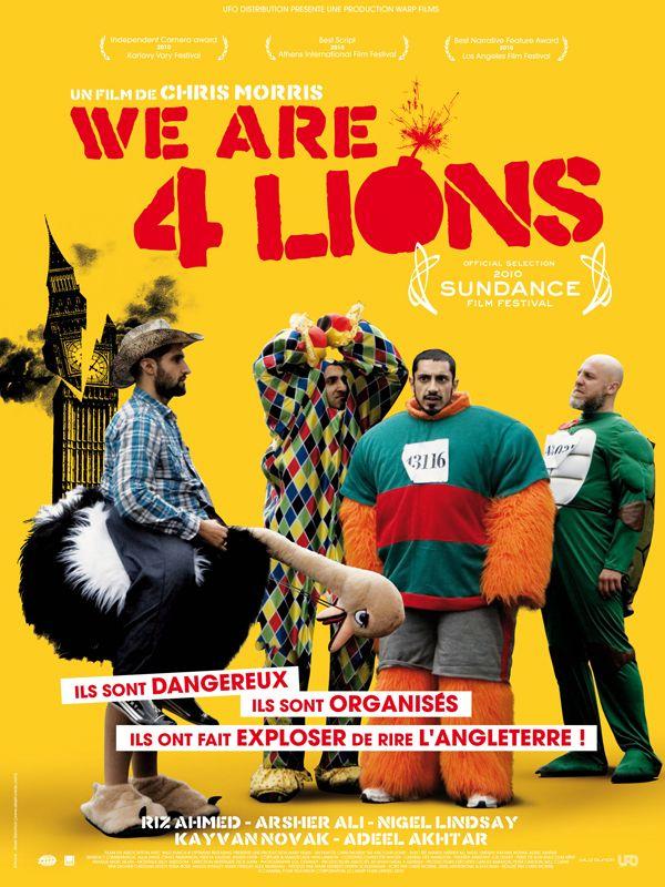 Четыре льва / Four Lions (2010)